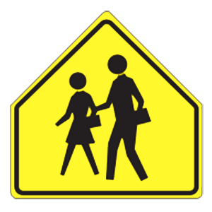 arkansas school zone road sign
