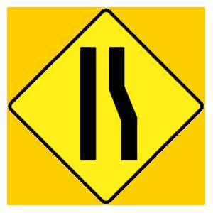 arkansas traffic lane ends