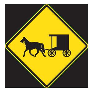 indiana buggy warning