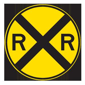 indiana railroad crossing