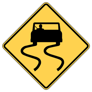 maryland slippery when wet