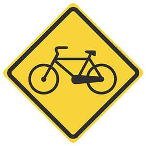 illinois bicycles crossing