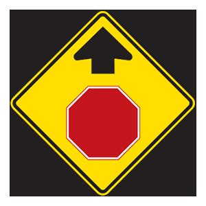 indiana stop ahead
