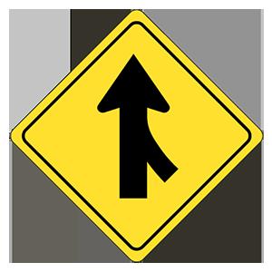 iowa merging traffic