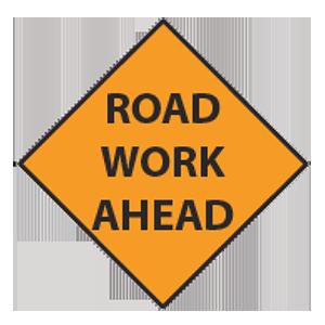 montana road work ahead