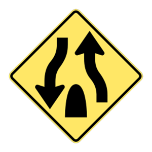 washington divided highway road ends